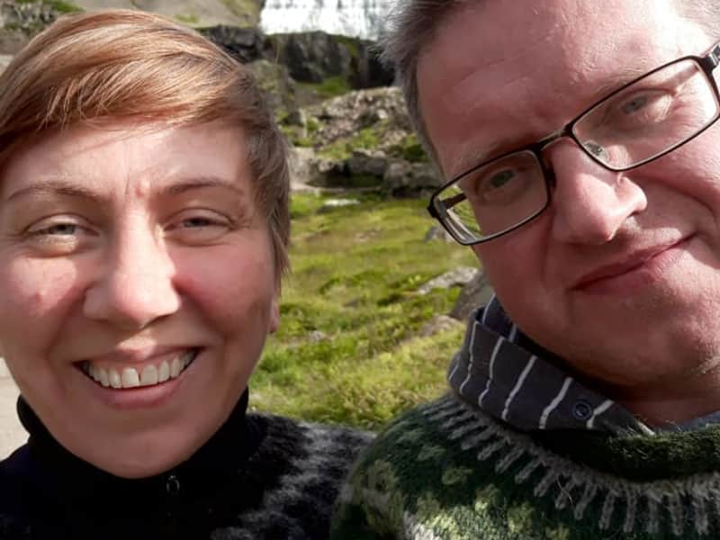 Sóley björk & Heimir from Akureyri, Iceland