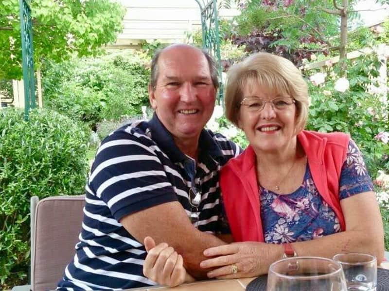 Colleen & Adrian from Yackandandah, Victoria, Australia