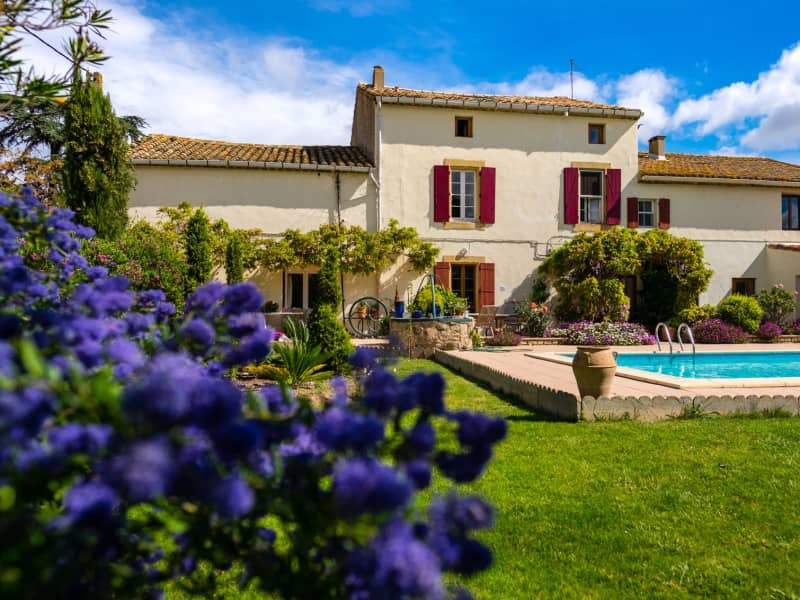 Housesitting assignment in Mirepeisset, France