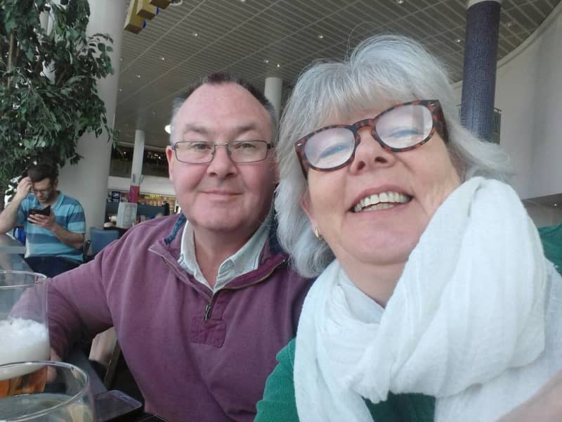 Michael & Karen from Lytham St Annes, United Kingdom