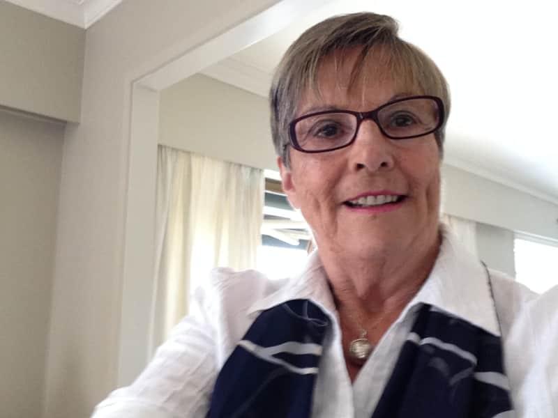Alison from Hervey Bay, Queensland, Australia