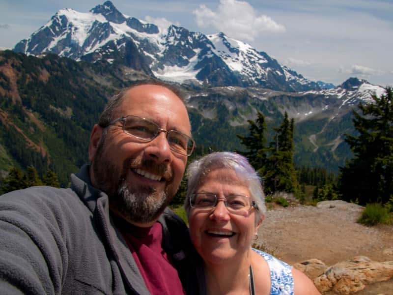 George & Jill from Courtenay, British Columbia, Canada