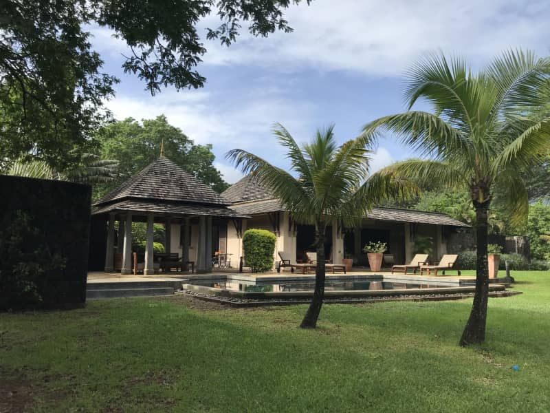 Housesitting assignment in Tamarin, Mauritius