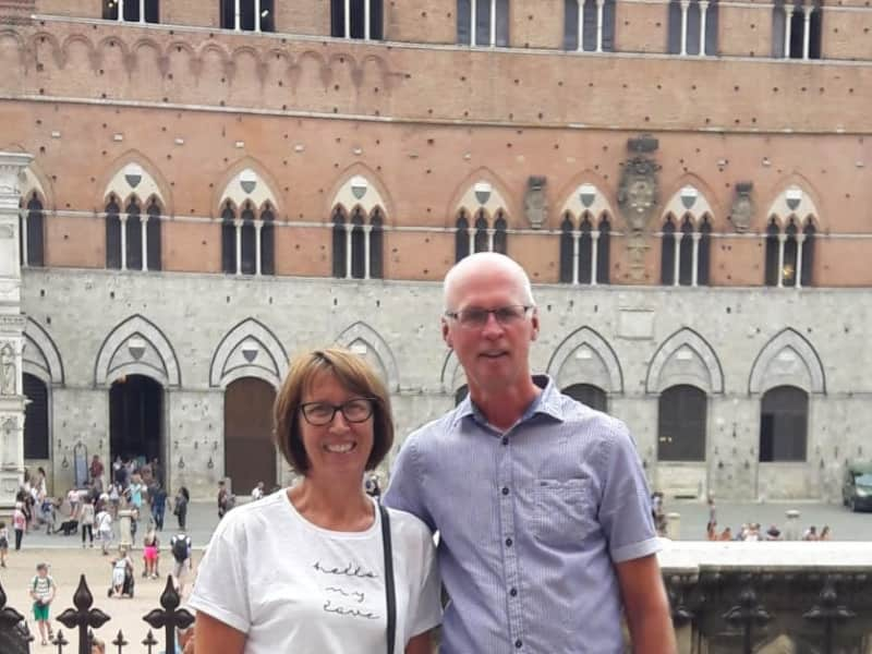 Annelies & Jan from Wognum, Netherlands