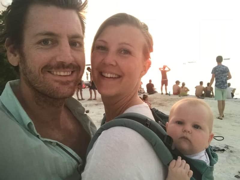 Brenton & Isabelle from Göteborg, Sweden