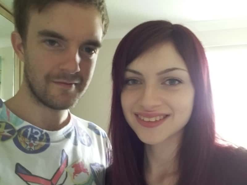 Ollie & Claire from Basingstoke, United Kingdom