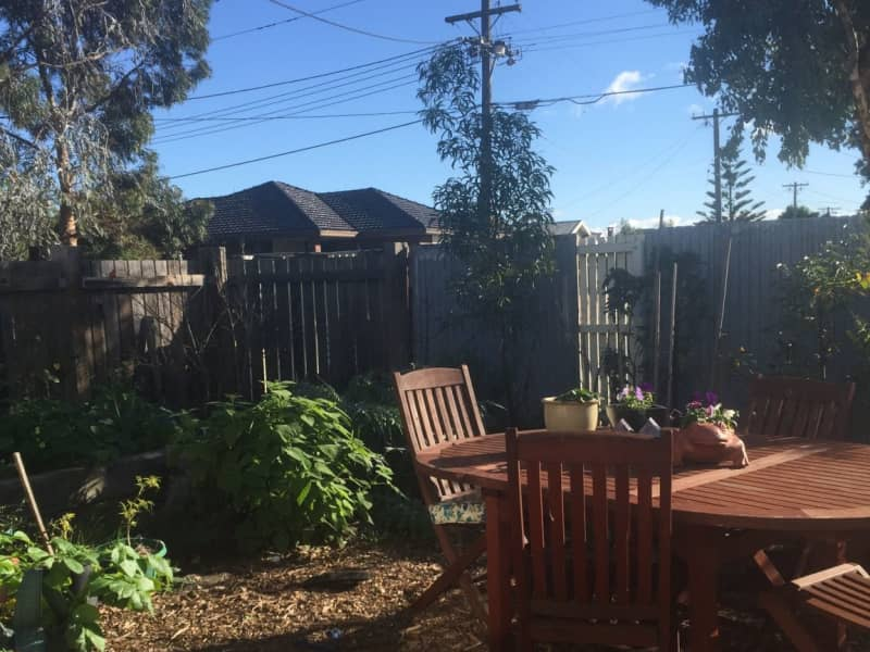 Housesitting assignment in Coburg North, Victoria, Australia