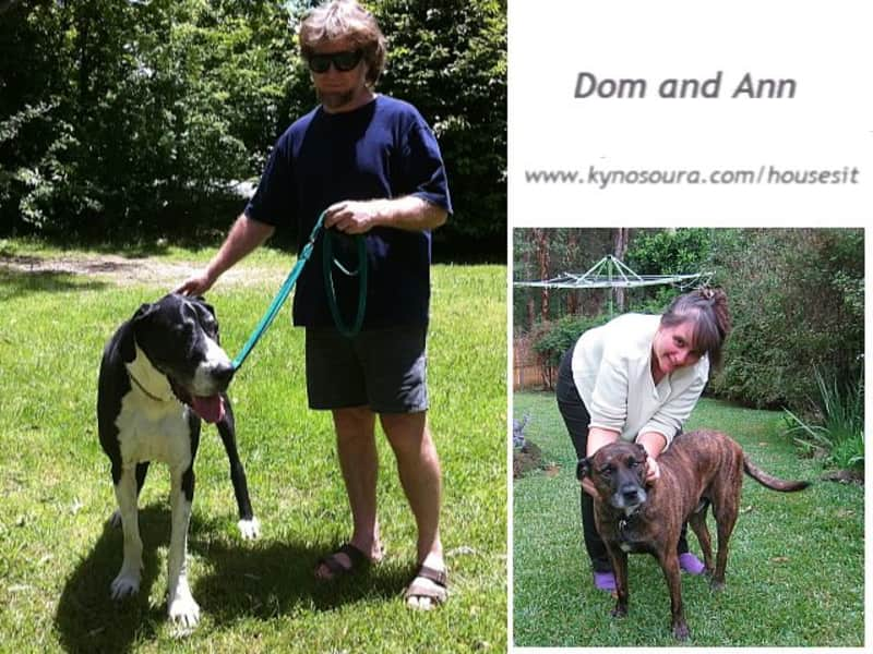 Ann & Dominic from Yowie Bay, New South Wales, Australia