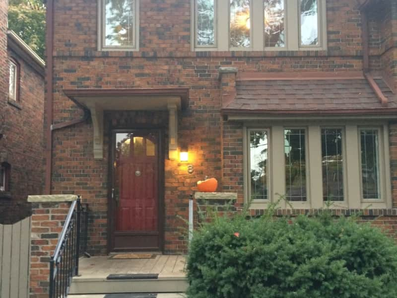 Housesitting assignment in Toronto, Ontario, Canada