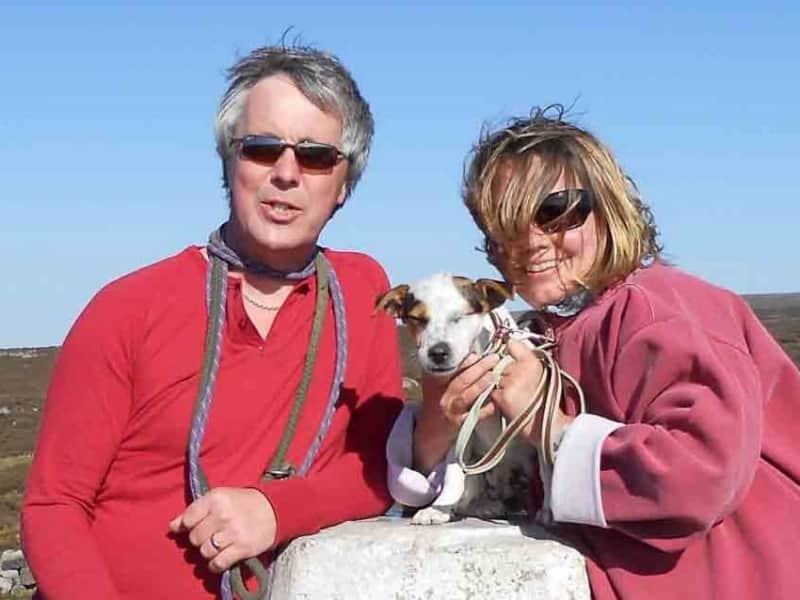 Rachael & Greg from Balatonfüred, Hungary