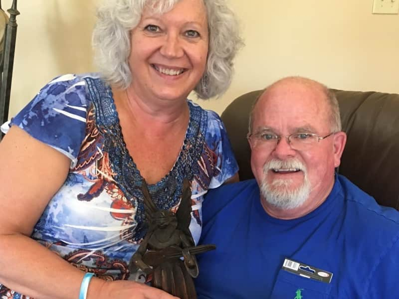 Jo & Bill from Memphis, Tennessee, United States