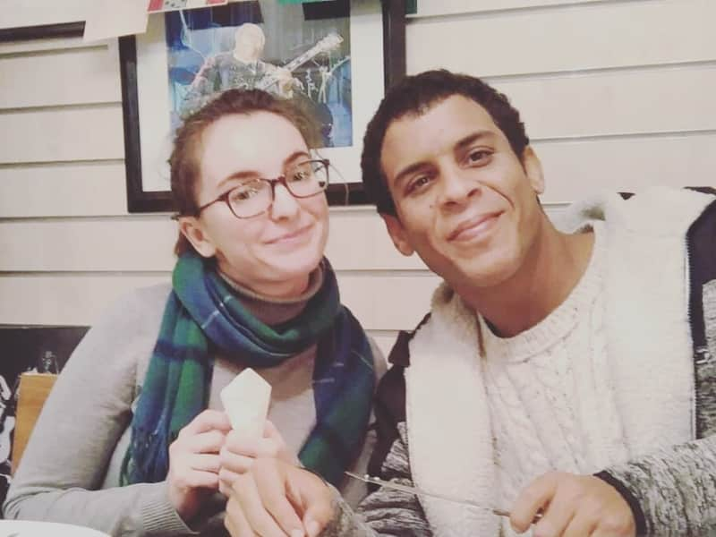 Emma & Felipe from Stamford, United Kingdom