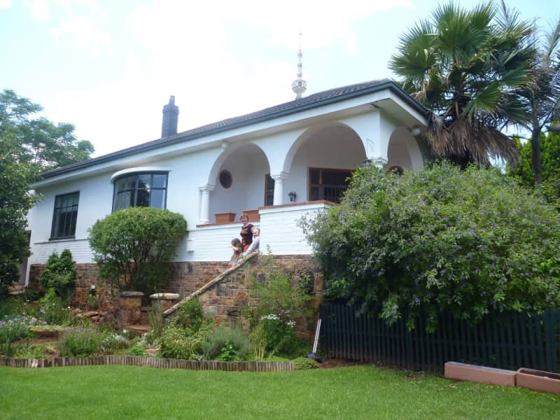 Housesitting assignment in Johannesburg, South Africa