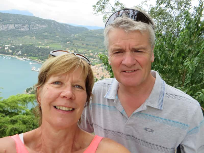 Sharon & Stuart from Market Harborough, United Kingdom
