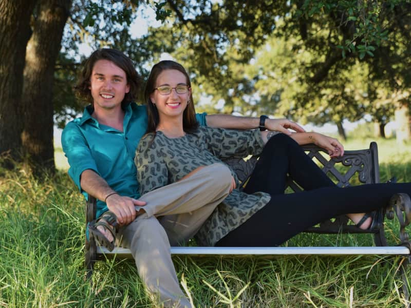 Courtney & Stephen from Georgetown, Texas, United States
