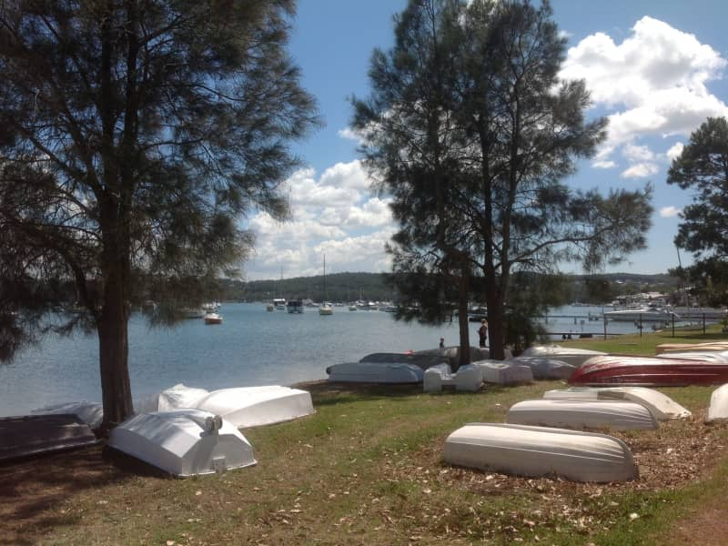 Housesitting assignment in Valentine, New South Wales, Australia