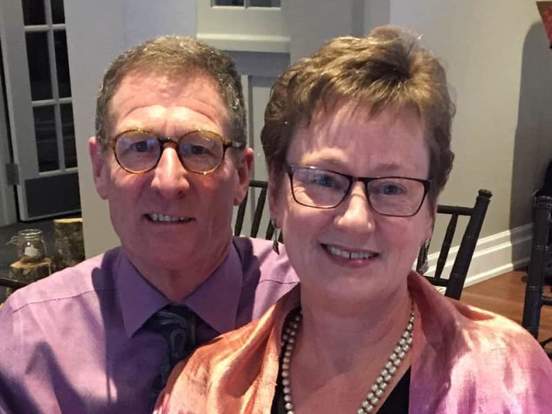 Phyllis & Murray from Uxbridge, Ontario, Canada