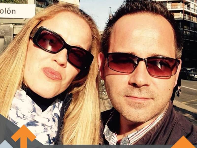 Paul & Victoria from Whitwell, United Kingdom
