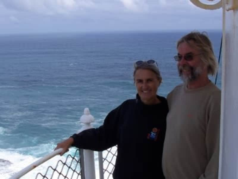 Keith  & Margaret from Crescent Head, New South Wales, Australia