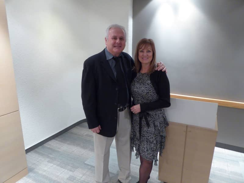 Beverly & Mark from Collingwood, Ontario, Canada