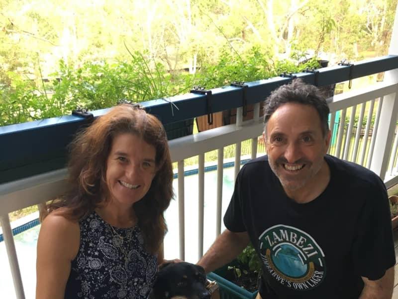 Ian & Jodie from Thornlands, Queensland, Australia