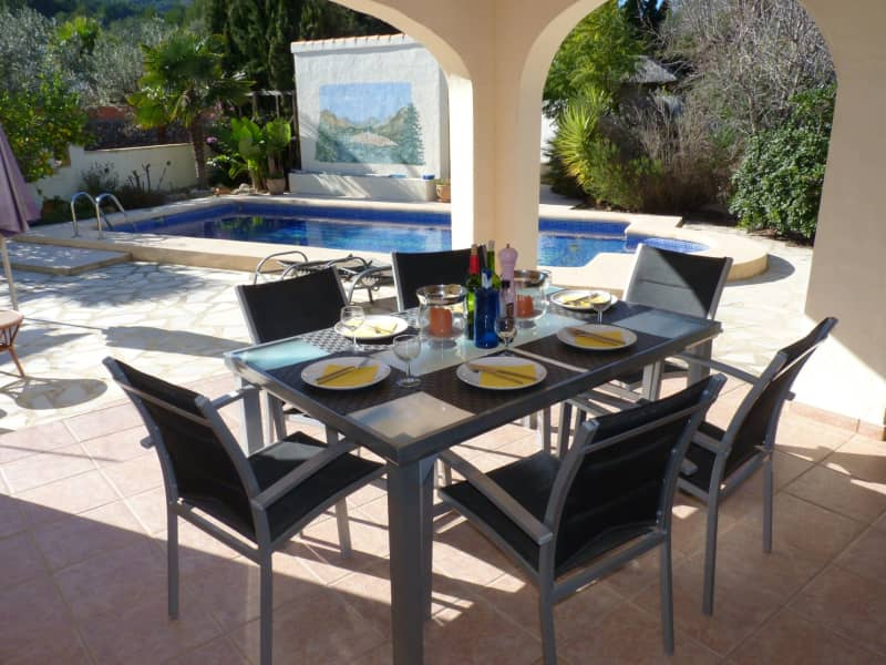 Housesitting assignment in Parcent, Spain