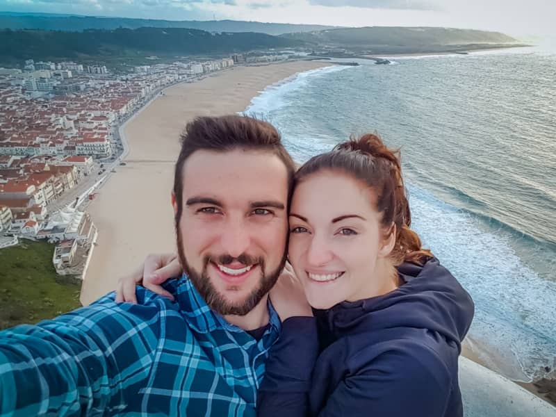 Chris & Rebecca from Scarborough, Western Australia, Australia