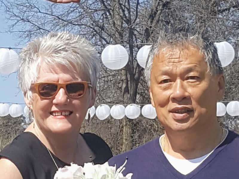 Roger & Moira from Paynesville, Victoria, Australia