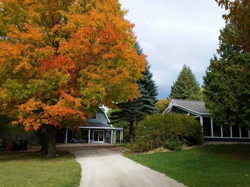 Housesitting assignment in Fish Creek, Wisconsin, United States