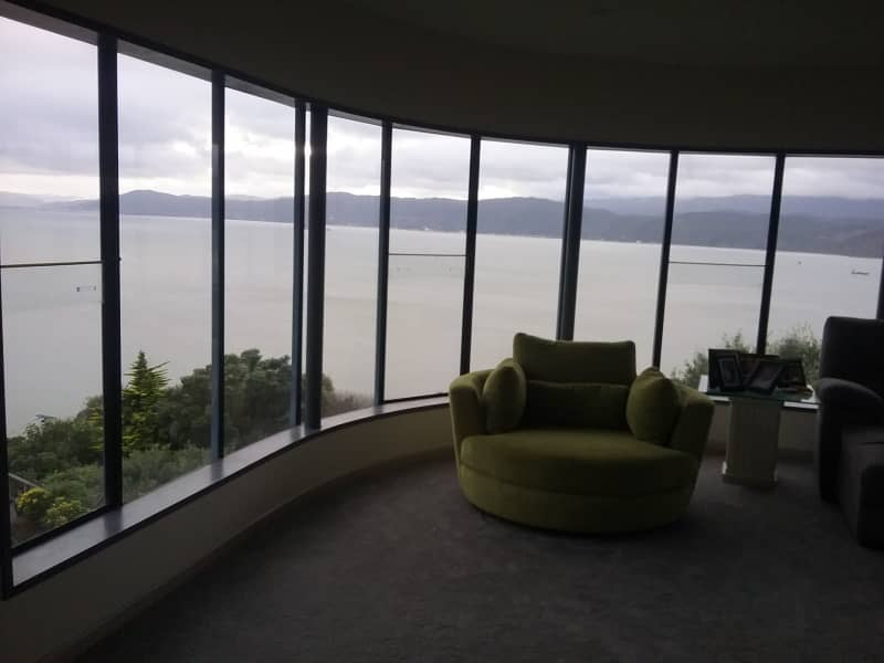 Housesitting assignment in Seatoun Heights, New Zealand