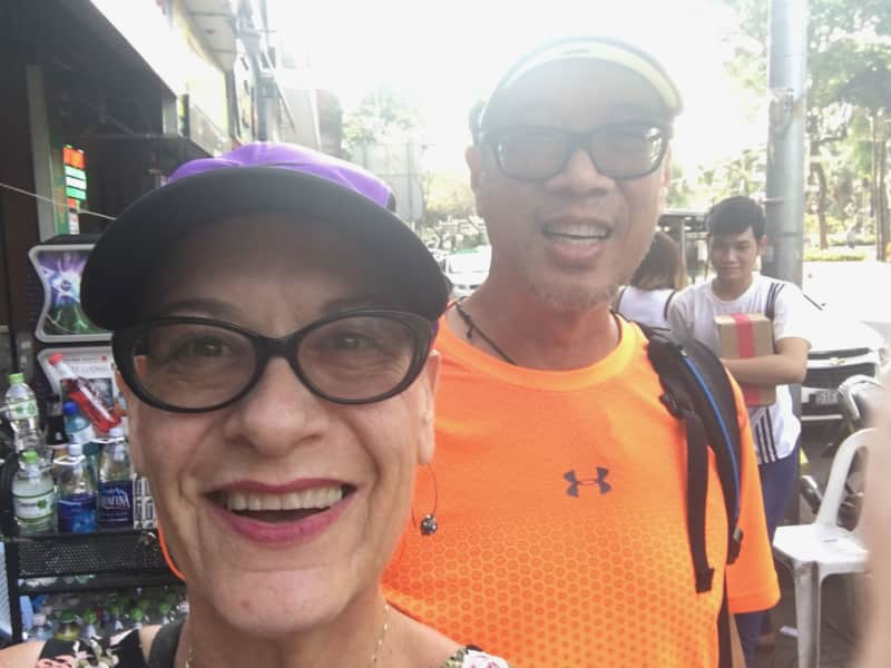 Erin & Edward from Ho Chi Minh City, Vietnam