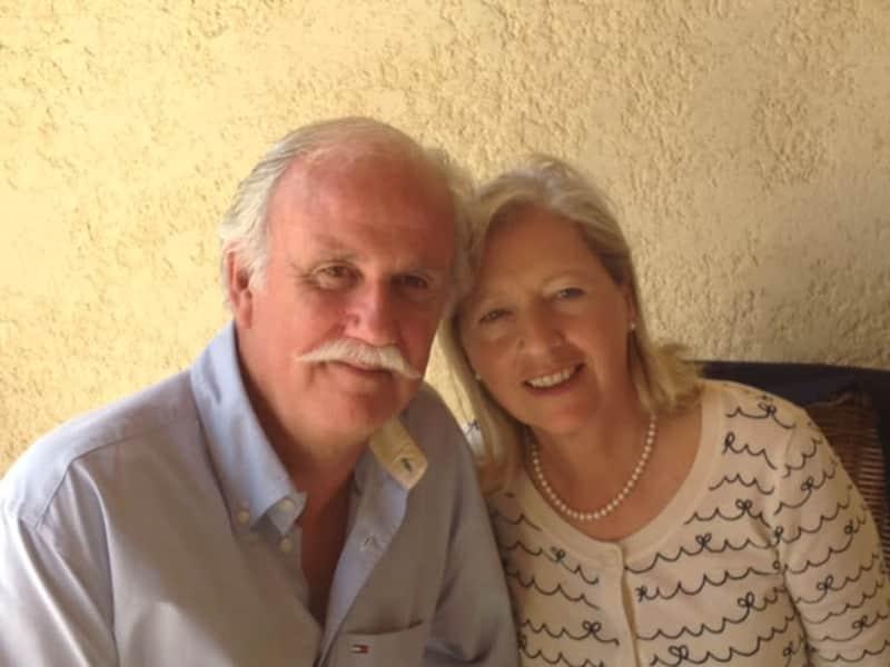 Janet & Terry from Villeneuve-sur-Lot, France