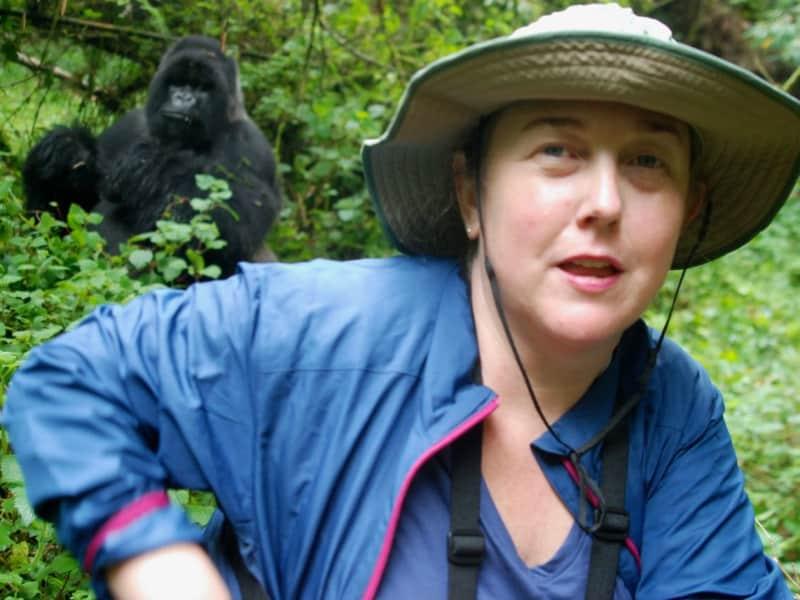 Rebecca from Nairobi, Kenya