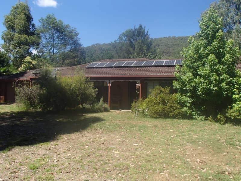 Housesitting assignment in Bright, Victoria, Australia