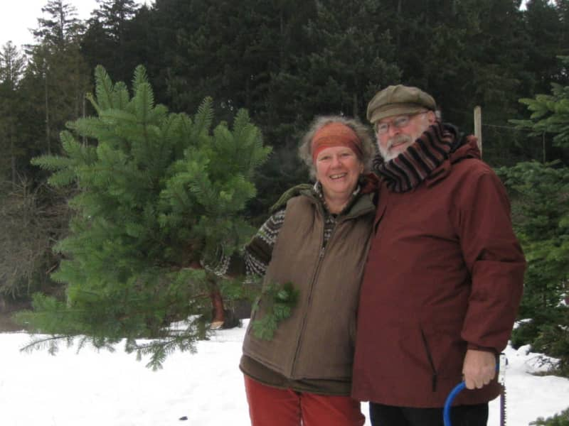 Elisabeth & Richard from Duncan, British Columbia, Canada