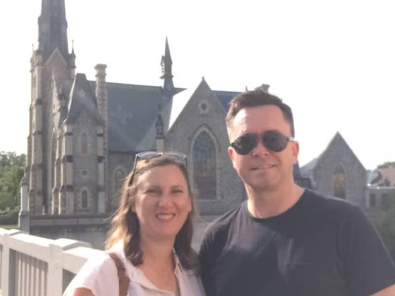 Pamela & John from Caledon, Ontario, Canada
