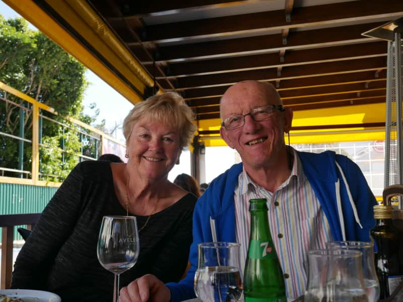 Veronica & David from Royan, France