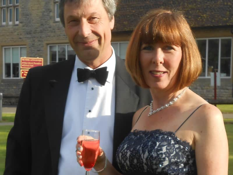 Fiona & Tim from Buckingham, United Kingdom