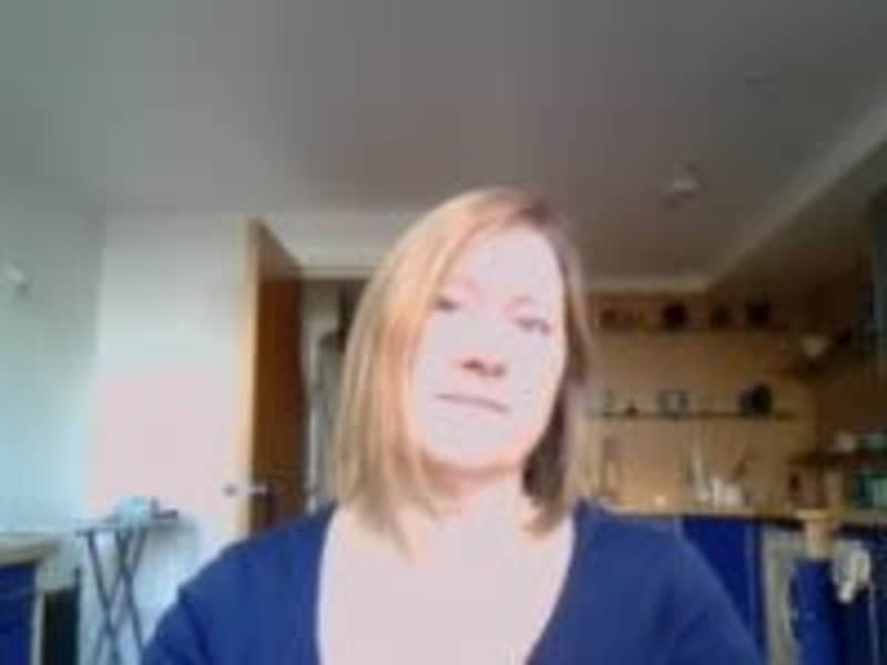 Deborah from Reeth, United Kingdom