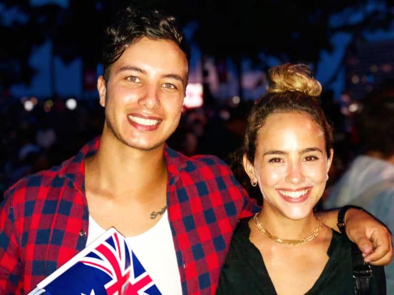 Vanesa & Pablo from Bowral, New South Wales, Australia