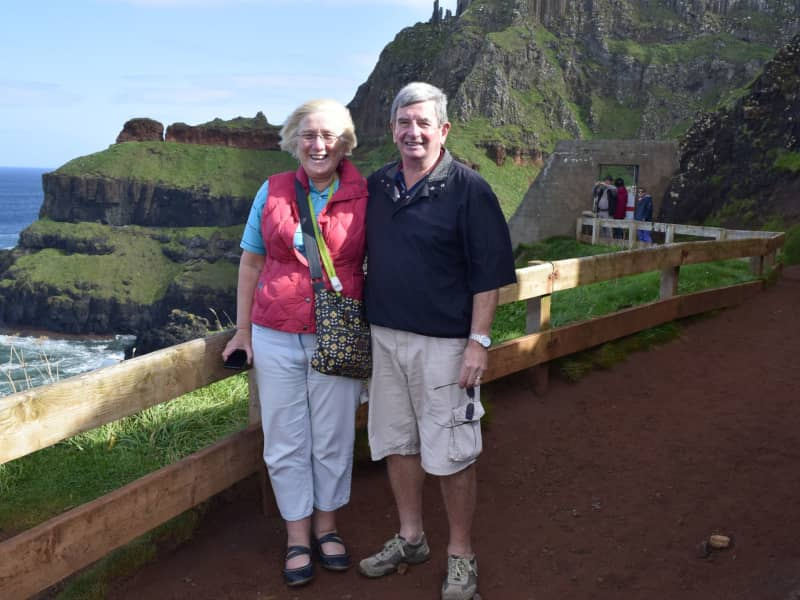 Ruth & Ian from Aberdeen, United Kingdom