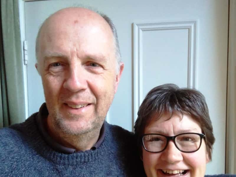 Julie & Greg from Hexham, United Kingdom
