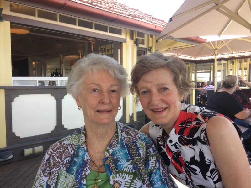 Roslyn & Esma from Allora, Queensland, Australia