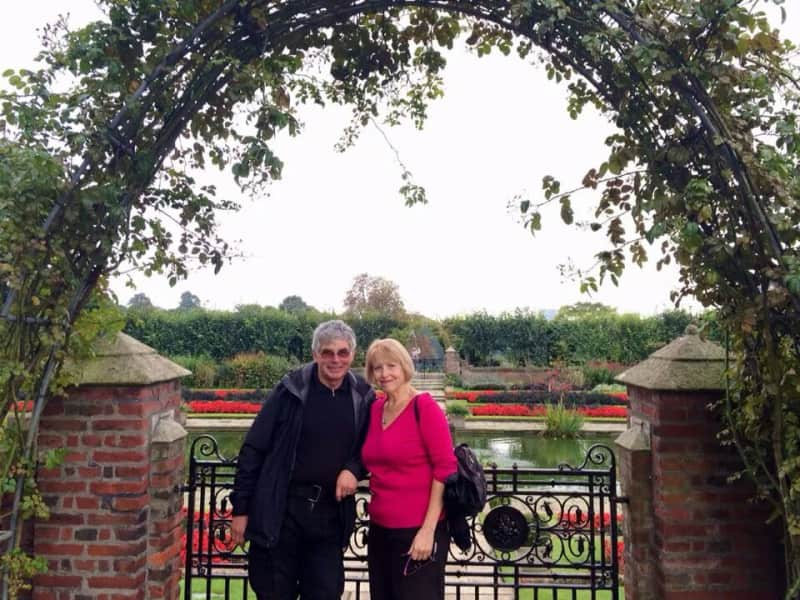 Diane & Mike from Saint Neots, United Kingdom