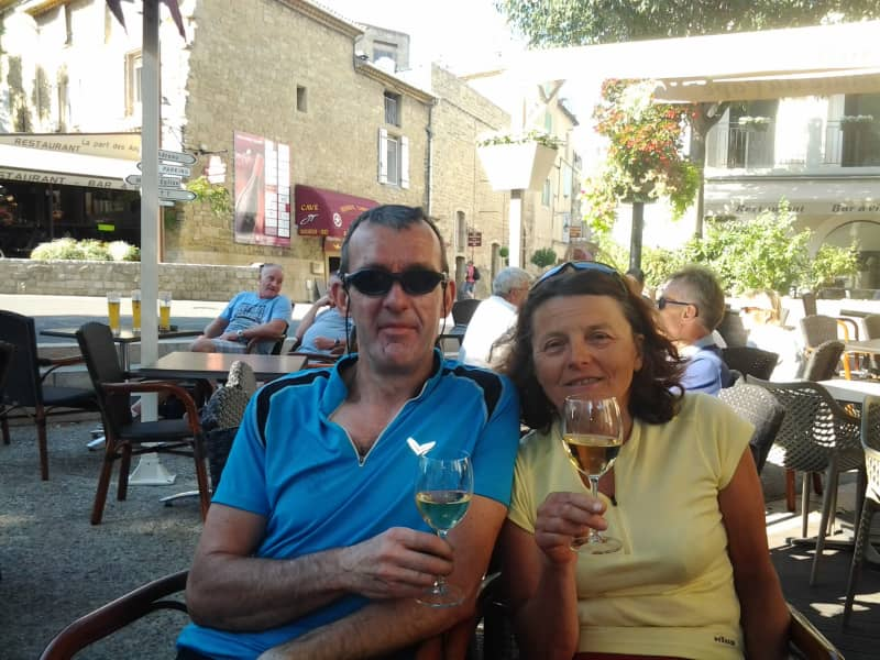 Bryan & Birgit from Buxton, United Kingdom