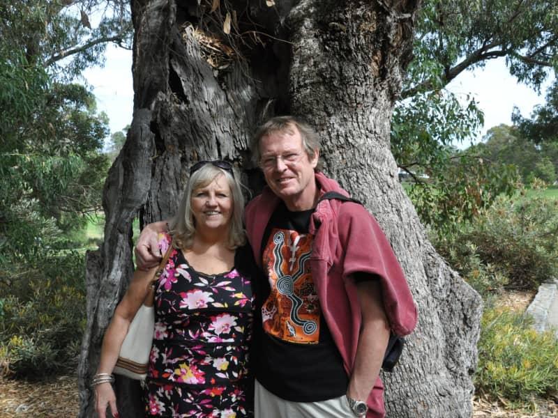 Chris & Iris from Wickham, United Kingdom