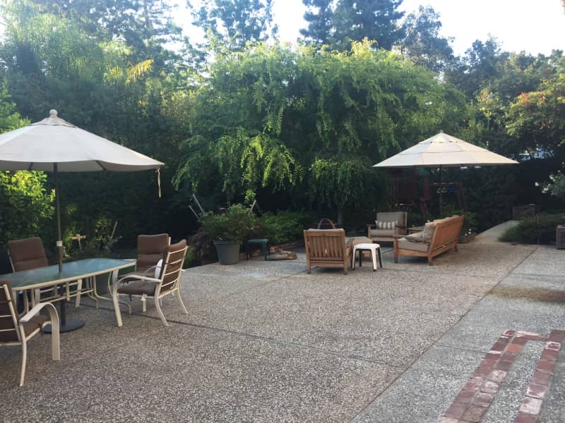 Housesitting assignment in West Menlo Park, California, United States