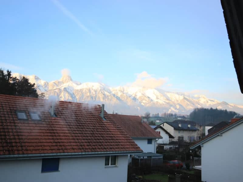 Housesitting assignment in Thun, Switzerland
