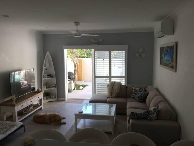 Housesitting assignment in Sunrise Beach, Queensland, Australia