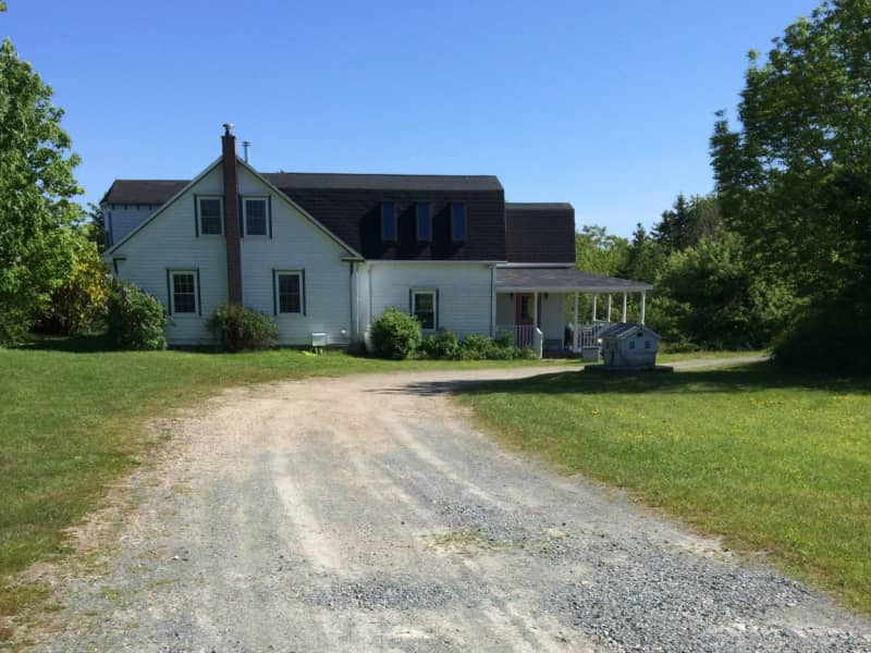 Housesitting assignment in Bridgewater, Nova Scotia, Canada